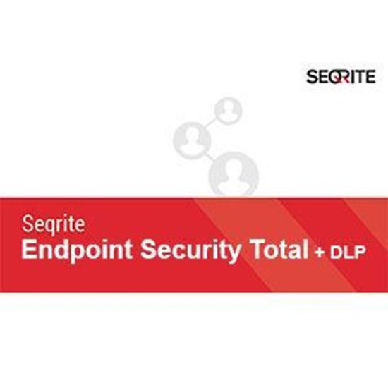 Seqrite Total Edition + DLP 15 To 19 Users - 1 Year